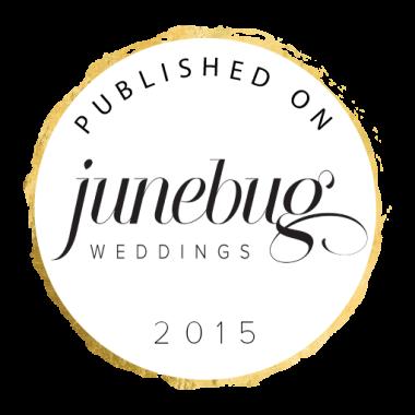 Junebug-Weddings-Published-On-Badge-2015 2